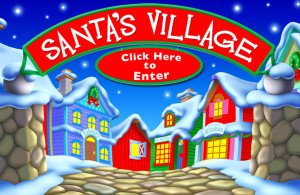 Santa's Village at the Pier Cairns