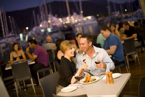 Waterfront Dining Cafes and Bars, Restaurants The Pier Cairns